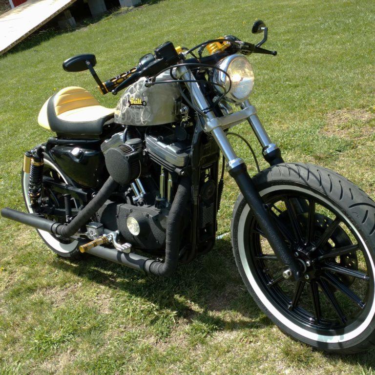 RARETRO MOTO – Handbuilt Motorcycles – Build Your Bespoke